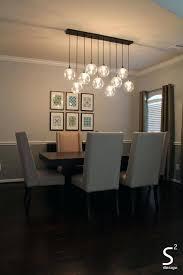 ceiling light dining room pendant lighting crystal chandelier hanging height full size