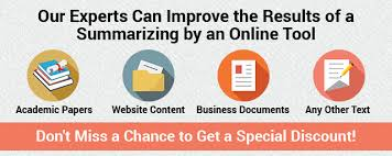 Professional Article Summarizer Online | Summarizing