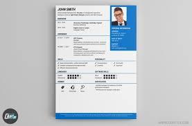 Free Resume Templates Design Awesome Resume Templates Resume