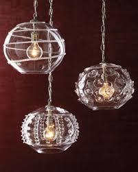 pendant light fixtures blown glass. Globe Pendant Lights Neiman Marcus With Hand Blown Glass Decorations 10 Light Fixtures :
