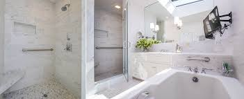 white marble master bathrooms. Contemporary Bathrooms 1041residentialremodelwhitemarblemasterbathSFCA To White Marble Master Bathrooms M