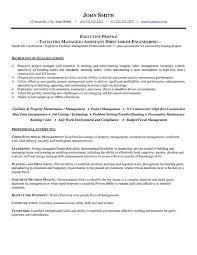 Office administration and Facility management resume Shanu joy bar resume  sample cover letter bar