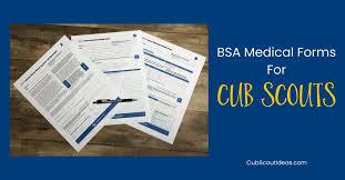 Bsa Medical Form Fascinating Which BSA Medical Forms Are Required And Why