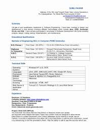 Java Developer Resume Sample Lovely Cover Letter Pl Sql Co Sevte