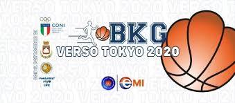 Il Basket Gubbio verso le Olimpiadi di Tokyo -