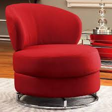 red fabric accent chairs red occasional chair