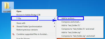 Securenu How To Use 7 Zip To Encrypt Files And Folders
