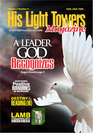 Light Ministries Inc Volume 2 Number 4 His Light Towers Ministry Inc His