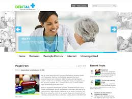 Themes Downloading Free Dental Free Wordpress Theme