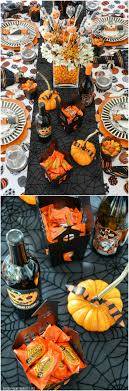 Happy Hallowine And Candy Pairing Tablescape Home Is Where
