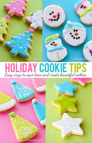 holiday cookie tips from love from the oven