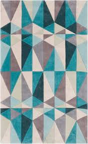 Unique Modern Rug Patterns Cosmopolitan By Surya Gives Off A Midcentury To Ideas
