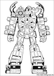 Power Rangers Coloring Picture Coloring Pages Power Rangers