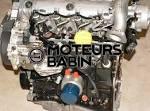 moteur echange standard renault scenic 1 9 dci