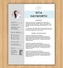Free Modern Resume Template Downloads Word Resume Template Free 16469 Kymusichalloffame Com