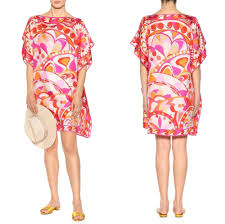 Geometric Fashion Designers Epucci Fashion Designer Dress Womens Short Sleeves Red