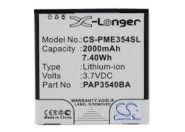 Prestigio MultiPhone 3540 Duo battery ...