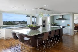 kitchen island remodel marble top