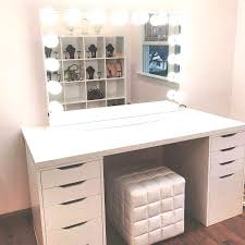 Vanity Makeup Table Set Fresh Makeup Desk Ideas Amazing Makeup Vanity Table  With Best Makeup