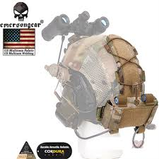 <b>2018 NEW Emersongear Combat</b> Helmet MK1 Battery Box ...
