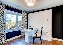 decorating office designing. Home Office Interior Decorating With Murphy Bed Check Out This Entire Project. Designing D