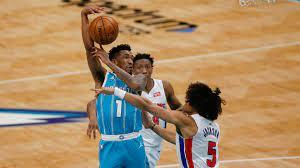 LaMelo Ball returns, helps Hornets beat ...