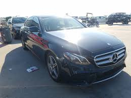 We buy junk cars in california. 2017 Mercedes Benz E 300 For Sale At Copart New Orleans La Lot 40714530 Salvagereseller Com