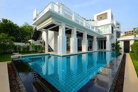 LUXURY VILLA FOR SALE IN PATTAYA - PALM OASIS JOMTIEN - Pattaya ...