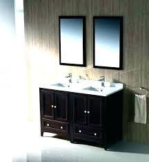 5 ft bathroom vanity double sink top 6 foot vanities