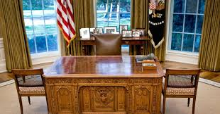 bush oval office. Creative Oval Office Desk Wood On Bush T