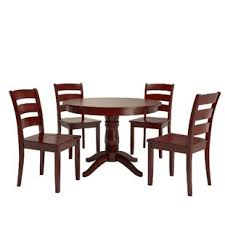 Red dining table set Red Leather Quickview Wayfair Red Kitchen Dining Room Sets Youll Love Wayfair