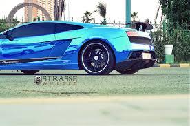 lamborghini gallardo 2014 blue. strasse wheels lamborghini gallardo superleggera lp5704 sp5r deep concave chrome blue 2014