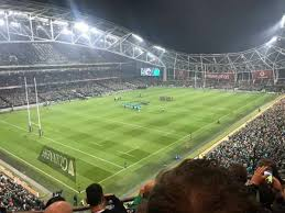 Photos At Aviva Stadium