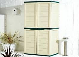 plastic outdoor storage cabinet. Plastic Outdoor Storage Cabinet Designs  Exterior Cabinets . A