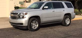 2015 Chevrolet Tahoe LT Full Size SUV Review - YouTube