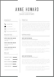 Best Modern Resume Styles Cool Resume Templates For Mac Unique Modern Business Resume Template