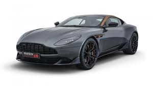 Startech gives the V8 Aston Martin DB11 603bhp | Top Gear