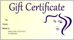 Printable Gift Card Template Sample Babysitting Certificate Print