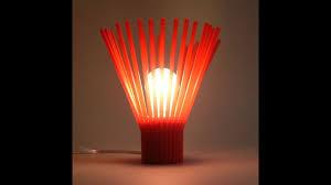 diy home lighting. Diy Home Lighting. Led How To Making A Straw Table Lamp Lighting