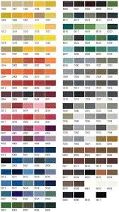 Coral Paint Color Chart Best 25 Ral Color Chart Ideas On Pinterest Ral Colours Pantone