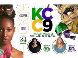 KC Catwalk Fashion Show, 1401 Grand Blvd., Kansas City, MO (2021)