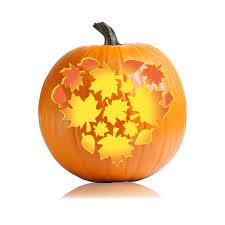 Elephant Pumpkin Carving Pattern Impressive Thanksgiving Fall Heart Pumpkin Stencil