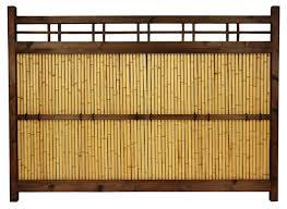 Japanese Bamboo Kumo Fence, 65