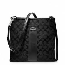 Just ordered my Coach Legacy Signature Large Swingpack in black.