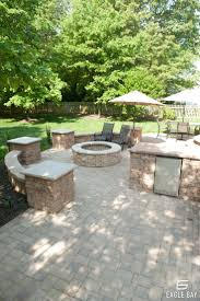 Fire pits make fantastic centerpieces!