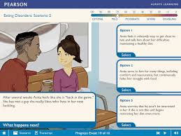 features for students mylab psychology pearson virtual case studies