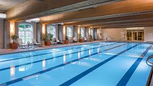 Olympic Sized Indoor Pool Lied Lodge Conference Center