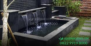 Image result for tukang kolam minimalis bogor