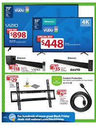 vizio tv walmart. image source: walmart walmart-full-black-friday-ad-leaked-2 vizio tv