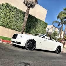 Rdbla Pearl White Rolls Royce Dawn Rdb La